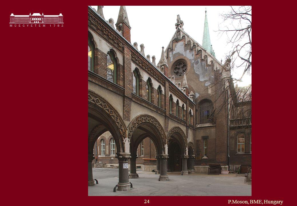 P.Moson, BME, Hungary 24