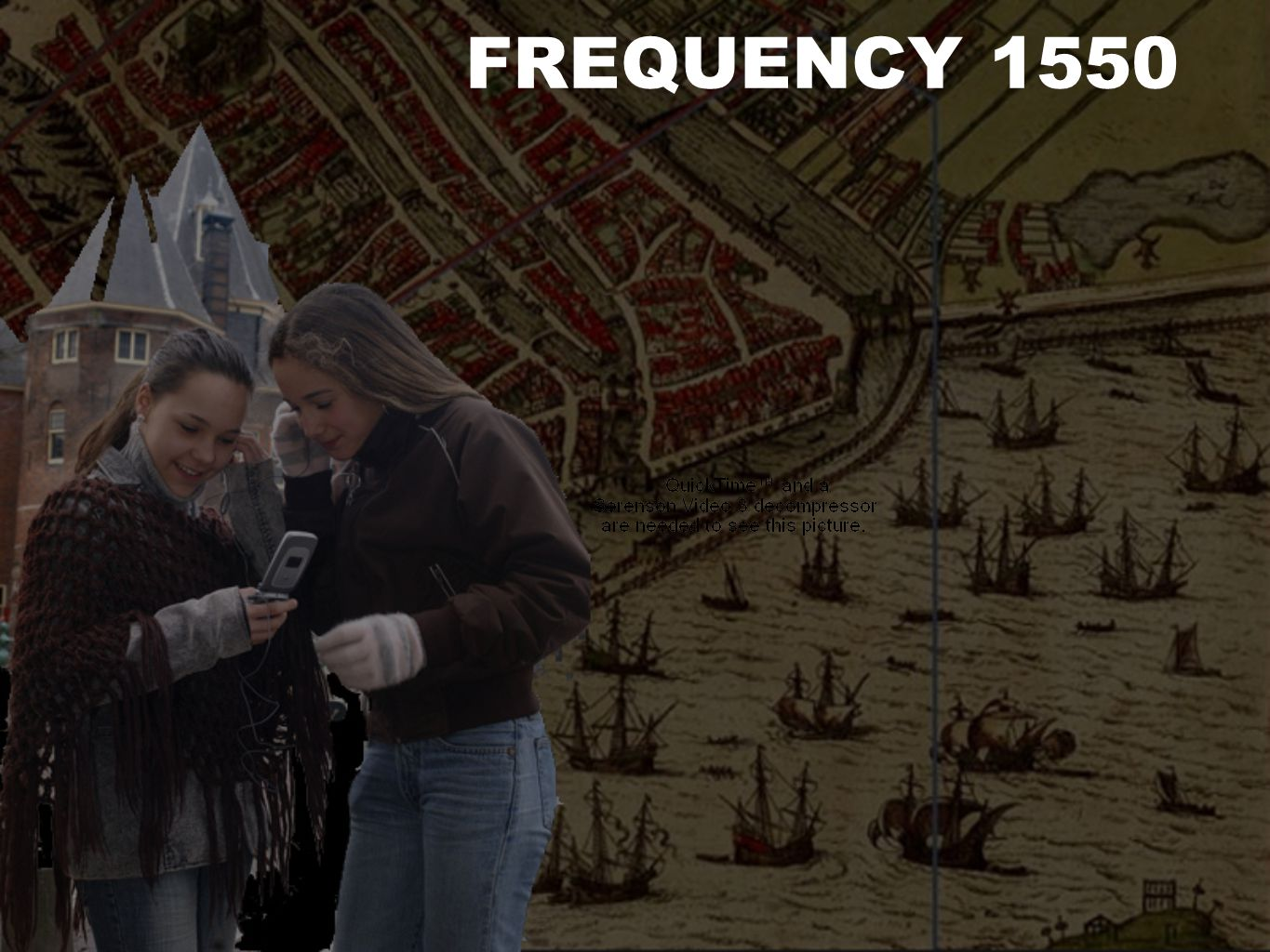 FREQUENCY 1550