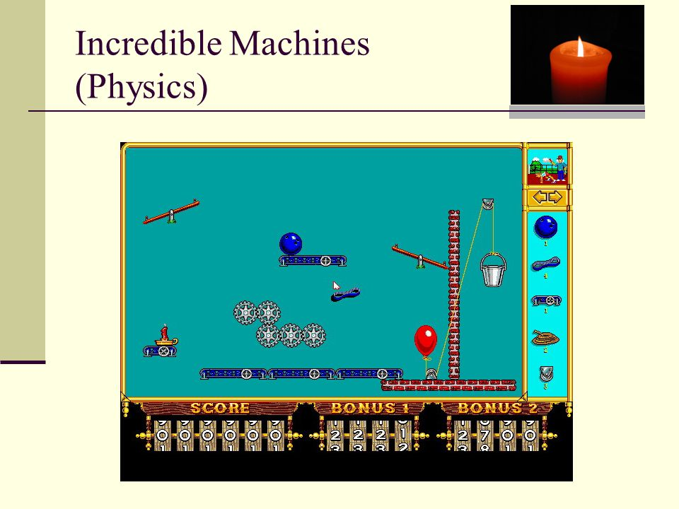 Incredible Machines (Physics)