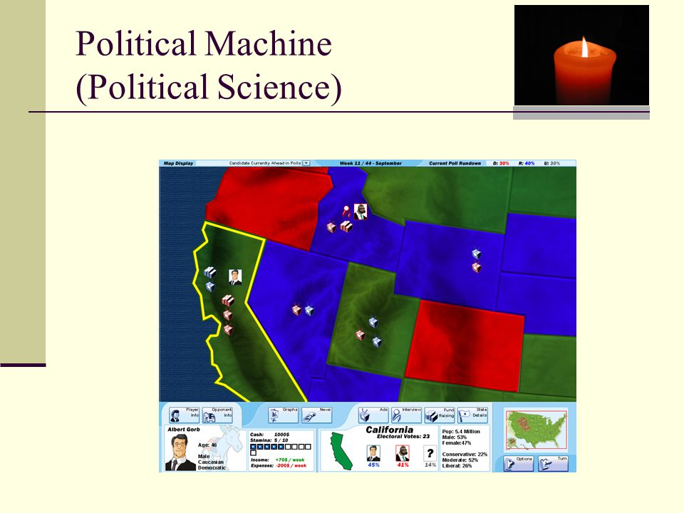 Political Machine (Political Science)