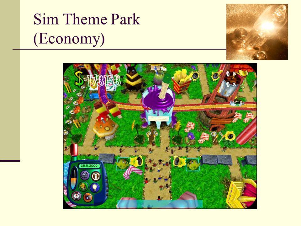 Sim Theme Park (Economy)