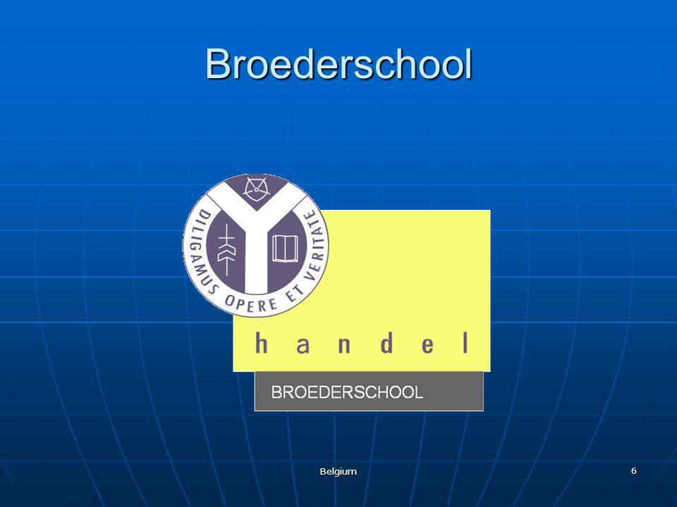 Belgium 6 Broederschool