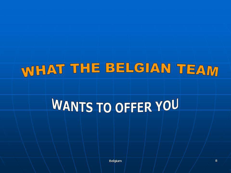 Belgium 8