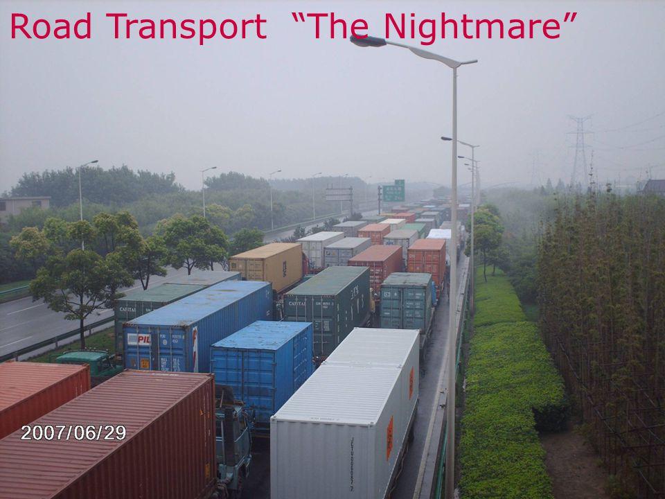 Ministerie van Verkeer en Waterstaat 1023 februari 2010 2005 2035 59% ROAD RAIL SHIPPING 35% 45% 31% 20%10% Modal Split Transport