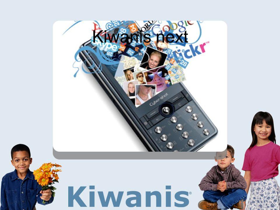 Kiwanis next