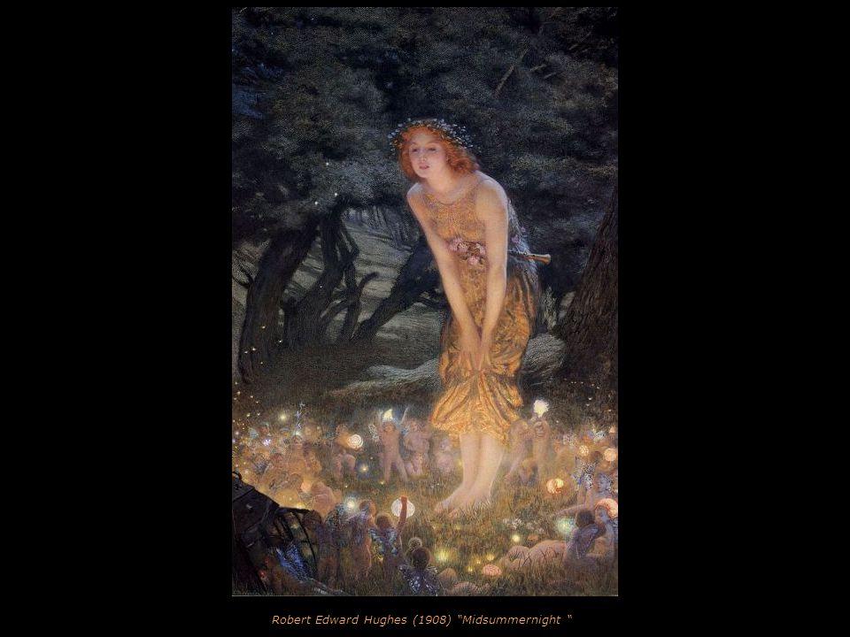 Gustav Klimt (1907) The Kiss