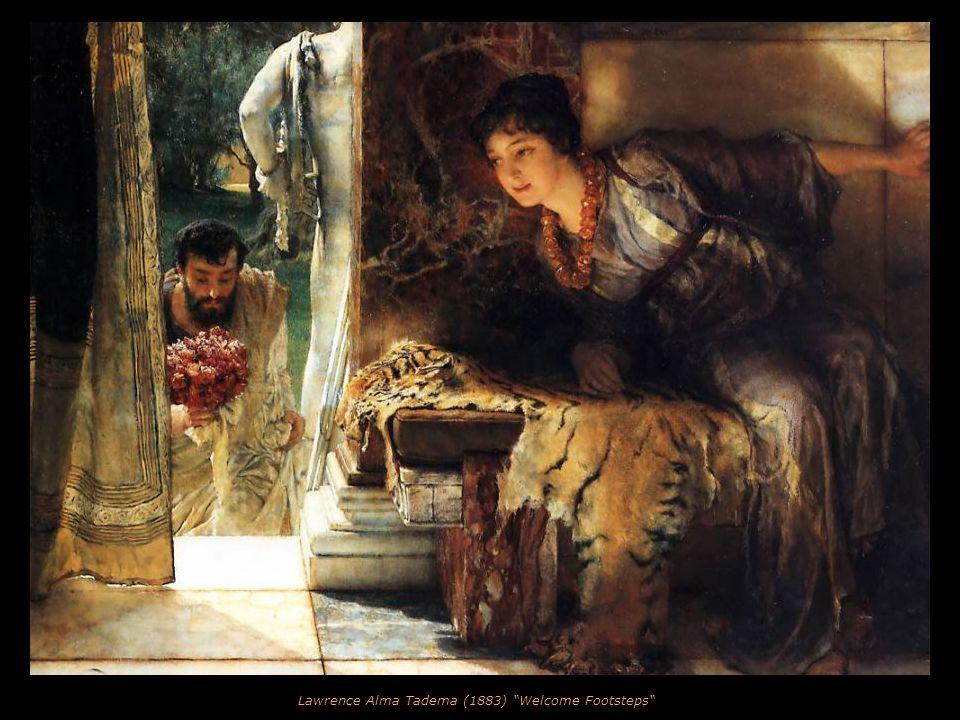 Lawrence Alma Tadema (1881) The Tepidarium