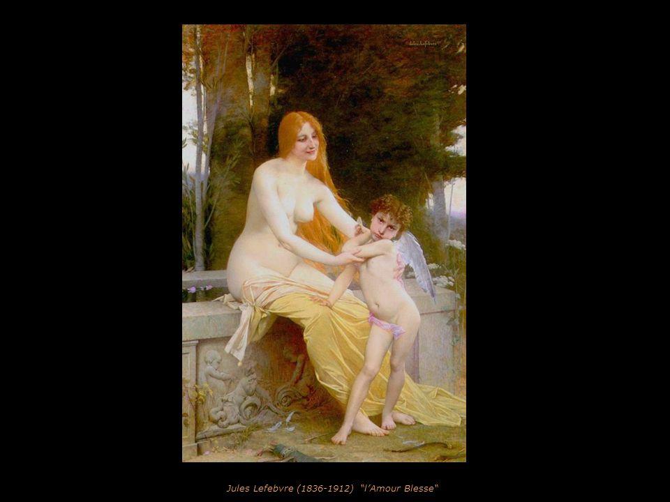 Jules Lefebvre (1836-1912) Demi Nude