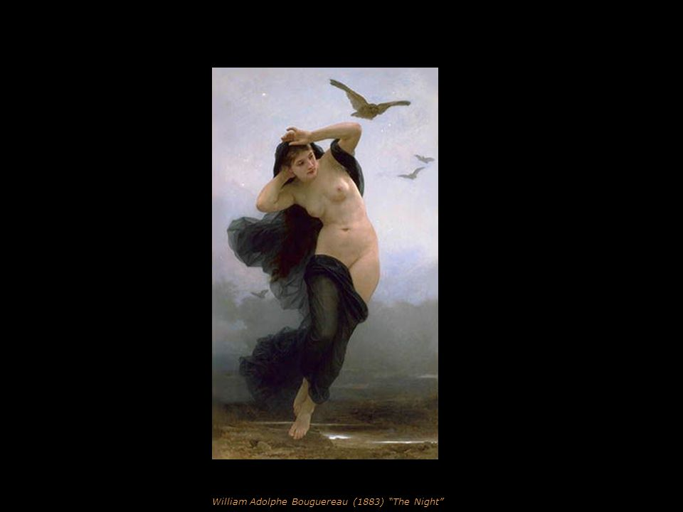 Luis Ricardo Falero (1888) The Lily Fairy