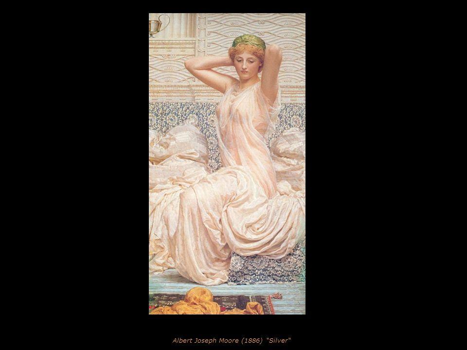 John William Waterhouse (1903) Psyche opening the Golden Box