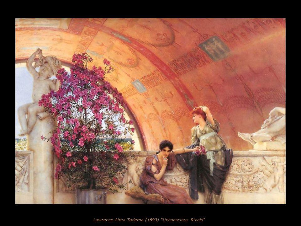 Albert Joseph Moore (1887) Midsummer