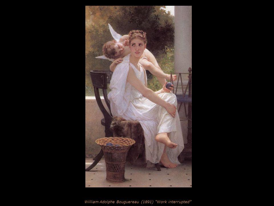 Lawrence Alma Tadema (1893) Unconscious Rivals