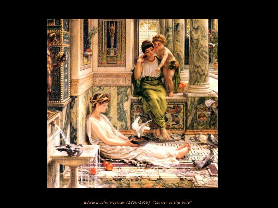 John William Waterhouse (1900) The Siren