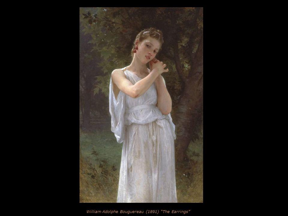Edmund Blair Leighton (1902) Tristan and Isolde