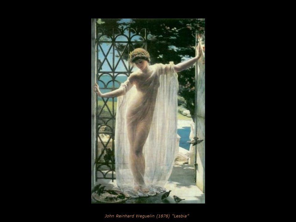 William Adolphe Bouguereau (1886) Springtime