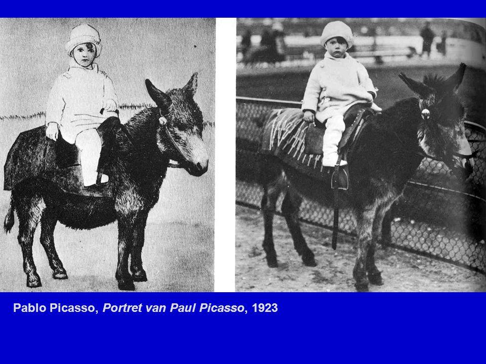 Pablo Picasso, Portret van Paul Picasso, 1923