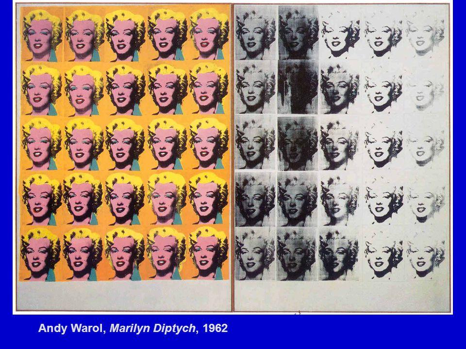 Andy Warol, Marilyn Diptych, 1962