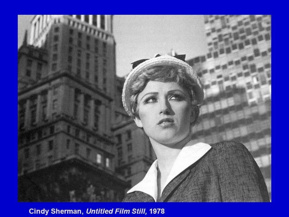 Cindy Sherman, Untitled Film Still, 1978