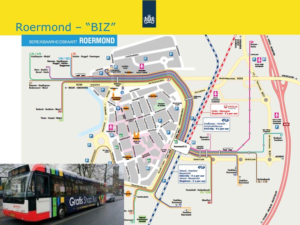 """Rijkswaterstaat 16 Roermond – """"BIZ"""" 22 september 2014"""