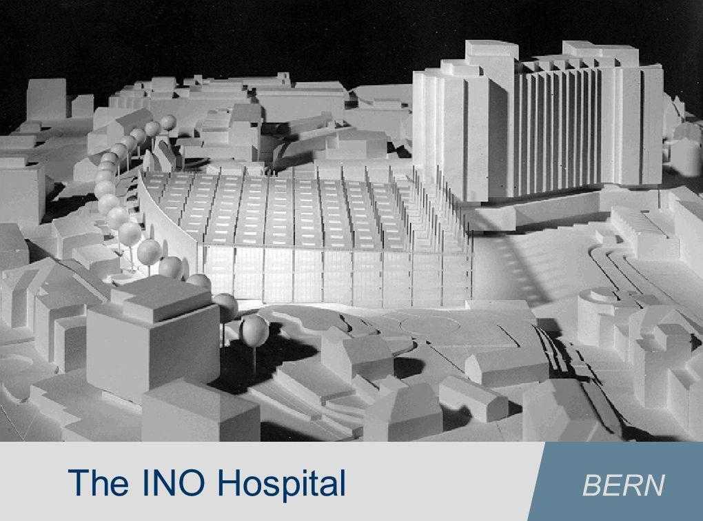 31 TU/e technische universiteit eindhoven The INO Hospital BERN