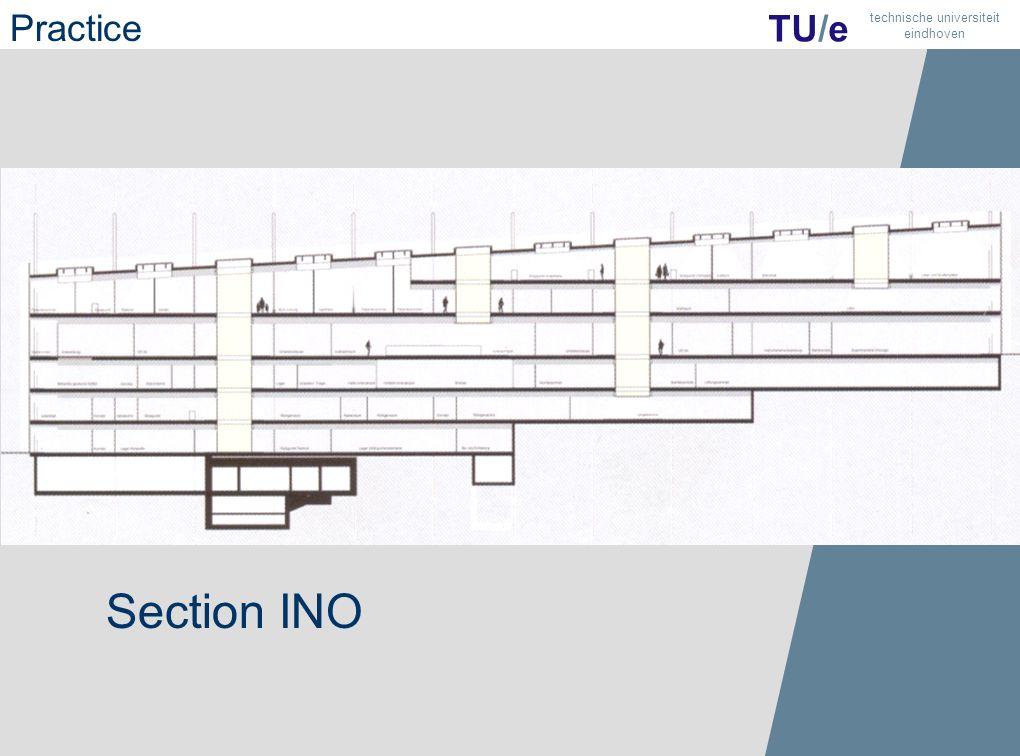 34 TU/e technische universiteit eindhoven Section INO Practice