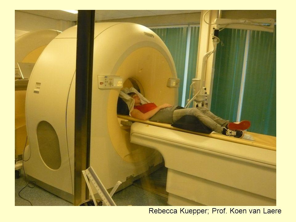 Rebecca Kuepper; Prof. Koen van Laere