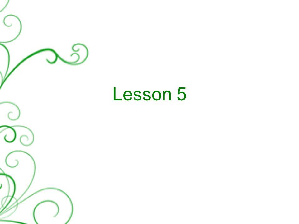 Today's lesson Check homework Grammar: present perfect Presentations Spelling basics