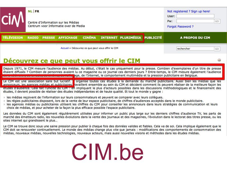 CIM.be