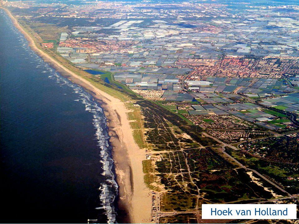 Characteristics of the Delfland coast Ter Heijde