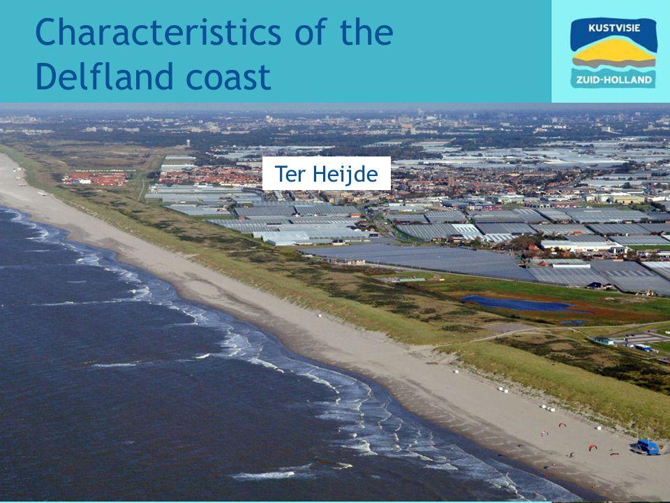 Characteristics of the Delfland coast Kijkduin