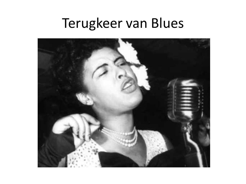 Terugkeer van Blues