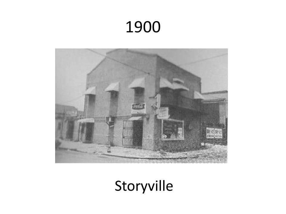 1900 Storyville