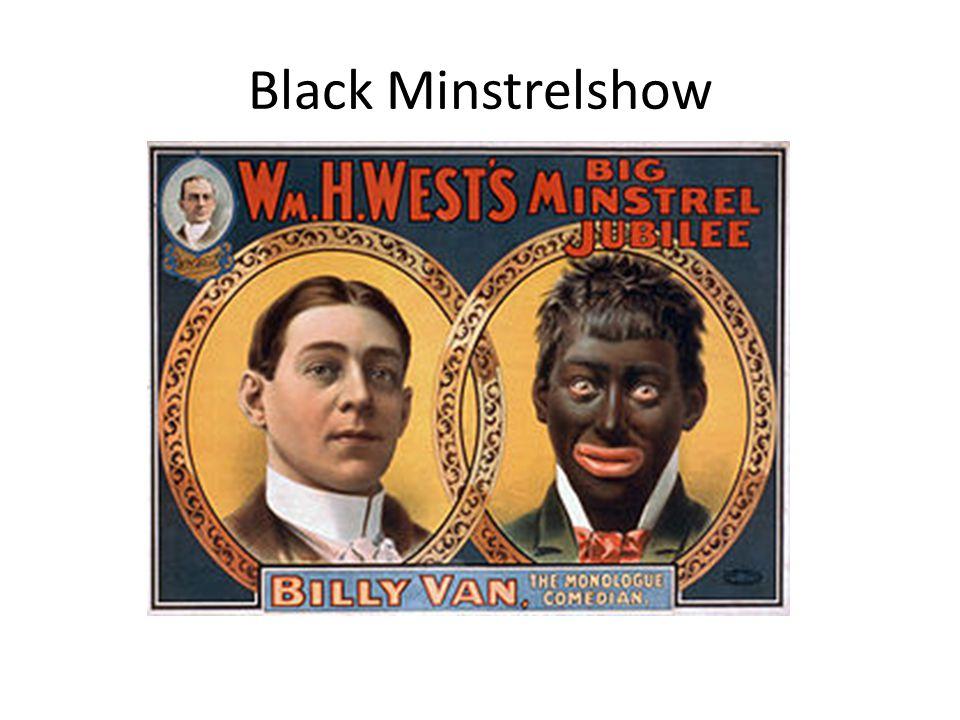 Black Minstrelshow