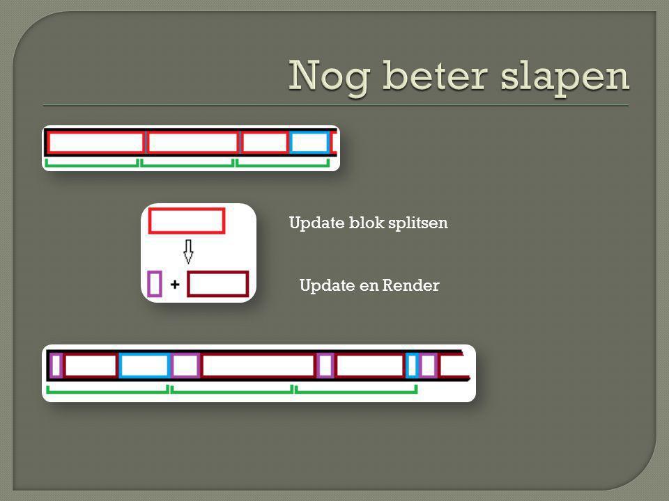 class Entity{ … public void update(long timePassed) { updateBehaviour.update(timePassed); } public void draw(Graphics2D g) { drawBehaviour.draw(g); }