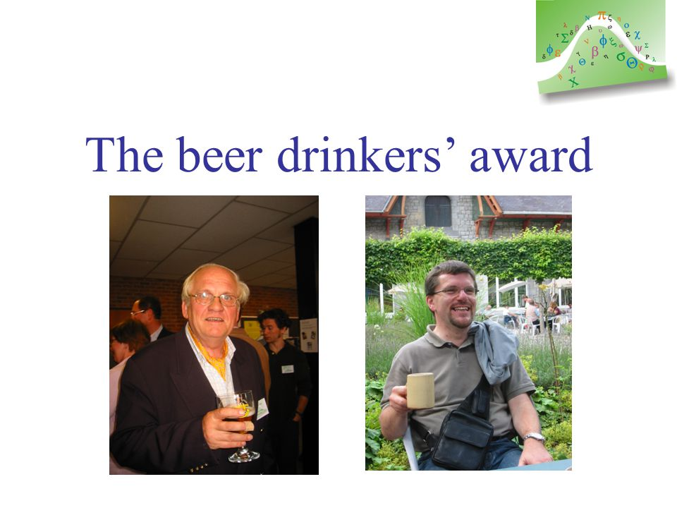 The adventurers' award