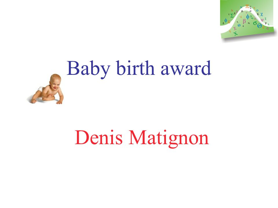 Shooting star award Panagiotis Christofides