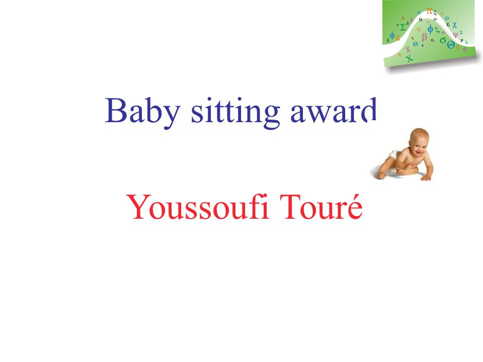 Baby birth award Denis Matignon