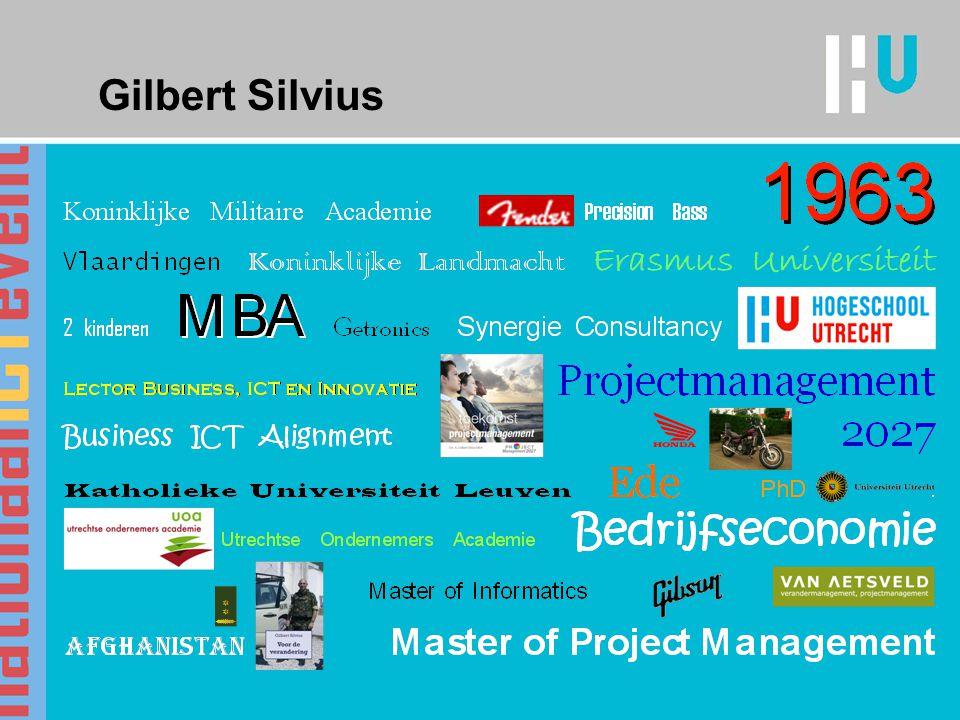 Gilbert Silvius
