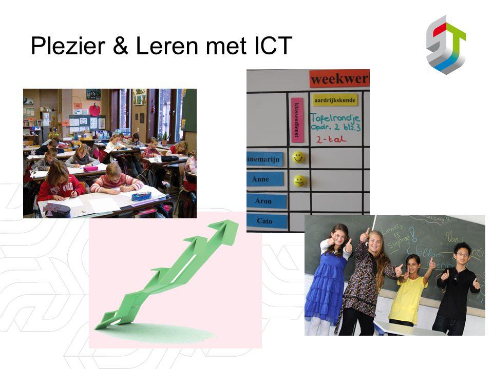 Plezier & Leren met ICT