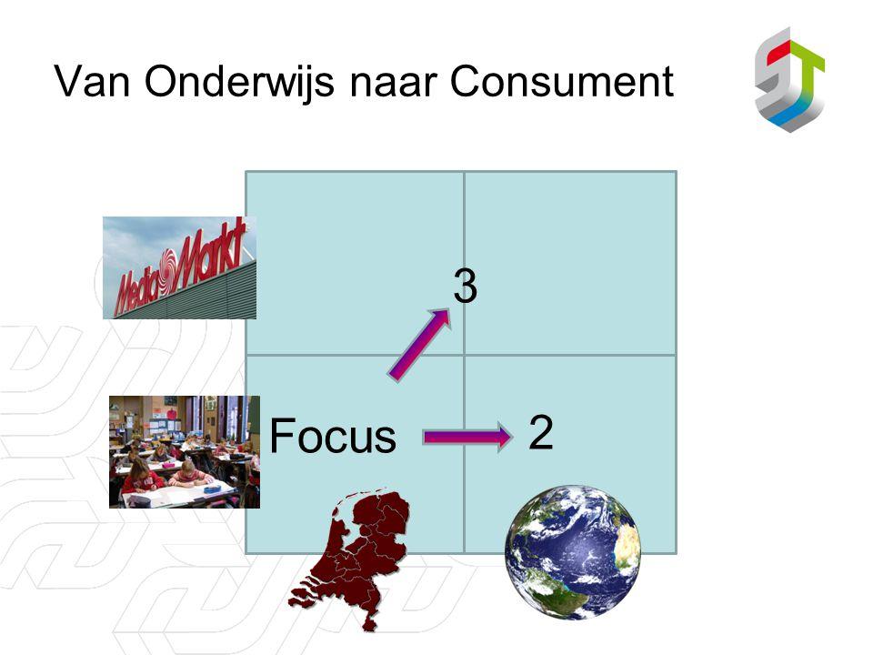 Van Onderwijs naar Consument Focus 2 3