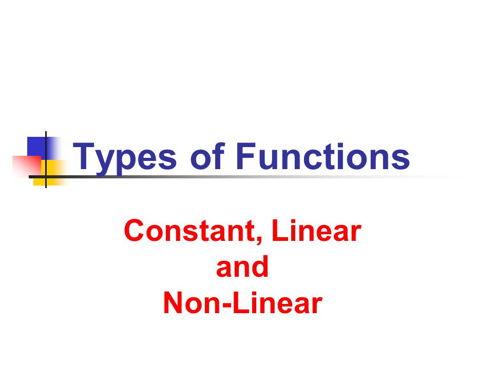 7/9/2013 Types of Functions 32  More Secants  What happens to m as h gets smaller and smaller.