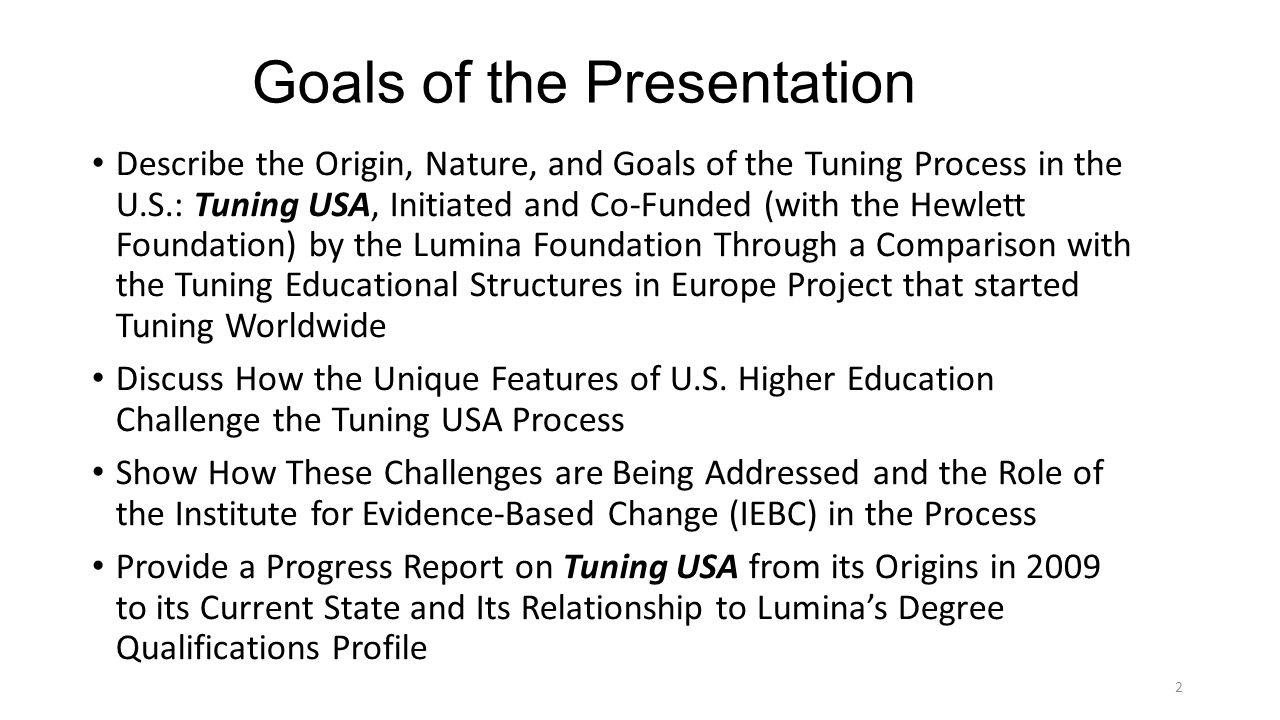 Progress and Achievements in Tuning USA, 2009 – Present 1a,14,16