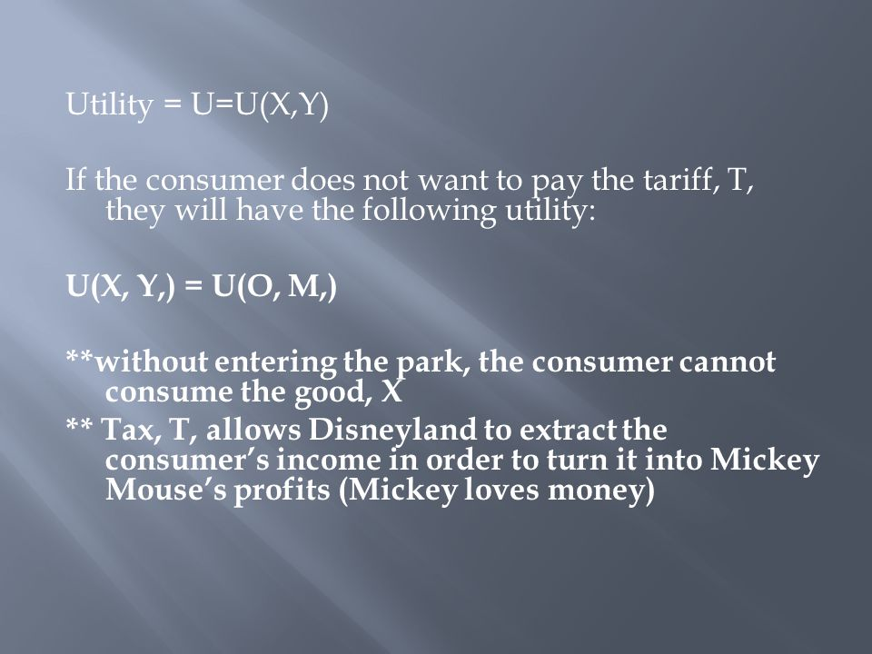  If the market contracts, meaning there are less consumers because the monopolist increases T.