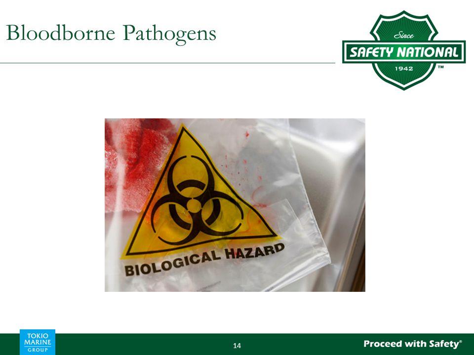 14 Bloodborne Pathogens