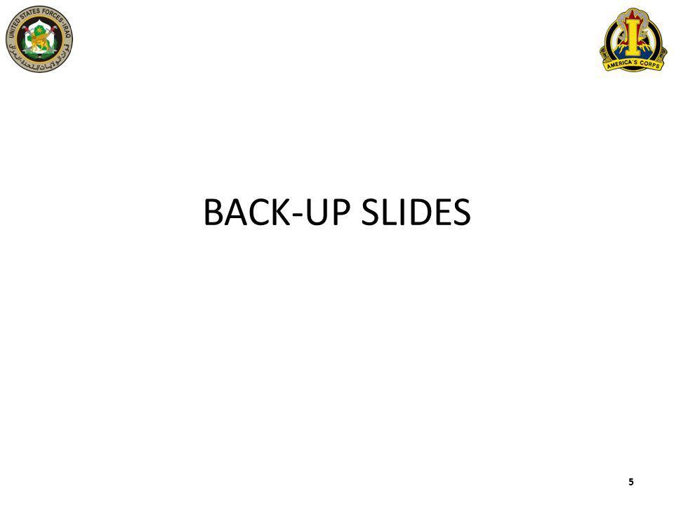 BACK-UP SLIDES 5