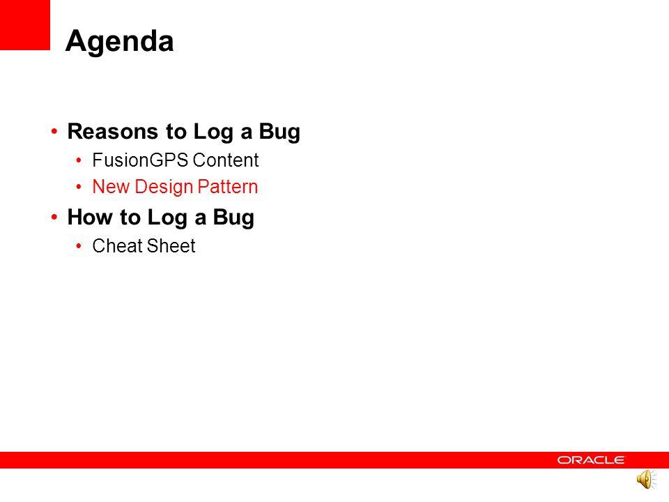 FusionGPS - Bug Component List