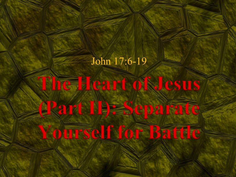John 17:6-19