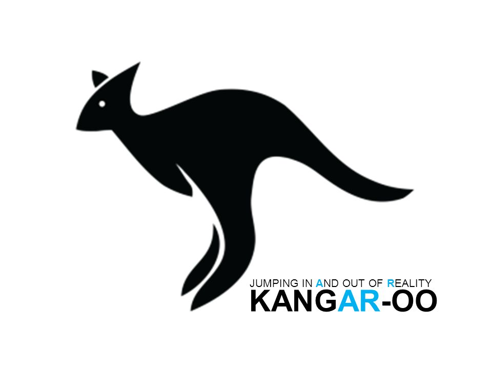 KANGAR-OO JUMPING IN AND OUT OF REALITY