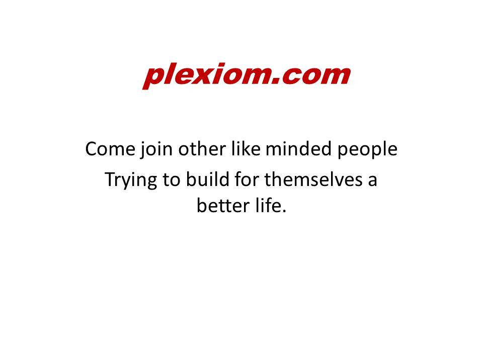 plexiom.com Please follow this link to continue to Plexiom.com