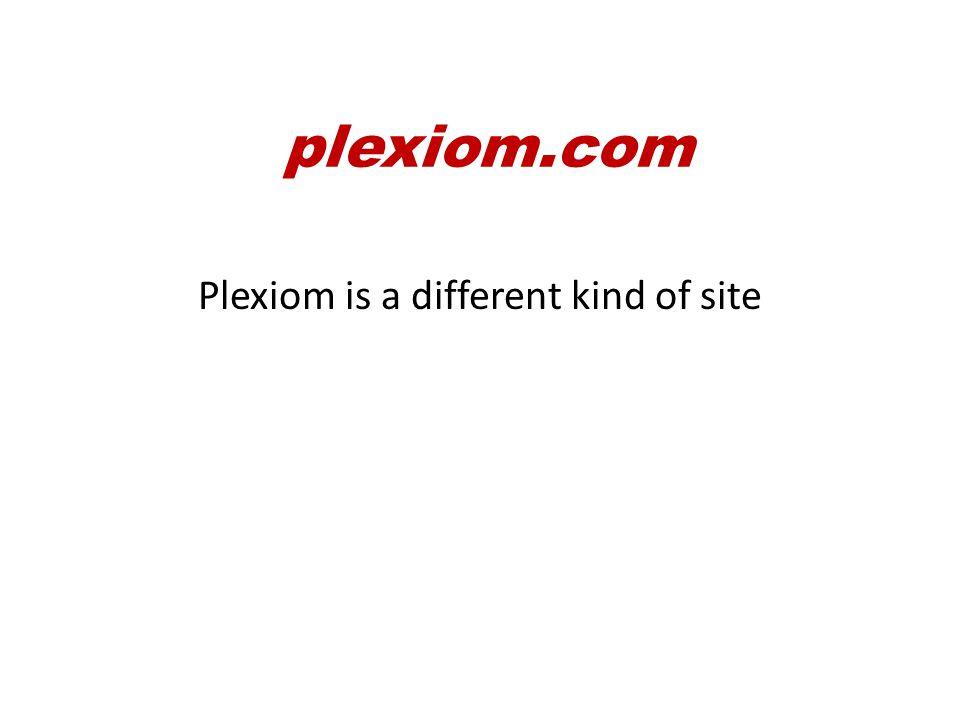 plexiom.com improve health/wellness…